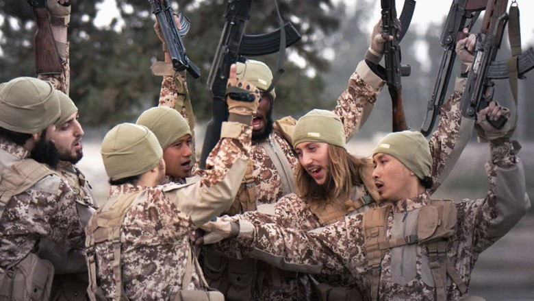 isis fighers