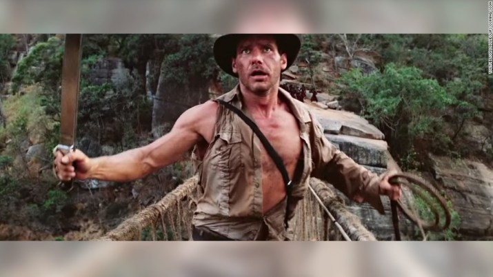 A new 'Indiana Jones' movie is coming soon