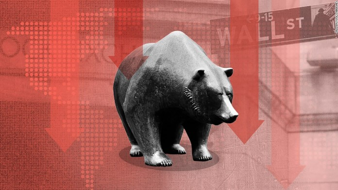 Dow has worst single-day point fall in history