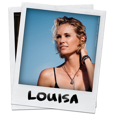 runway injustice Louisa Raske polaroid story 2