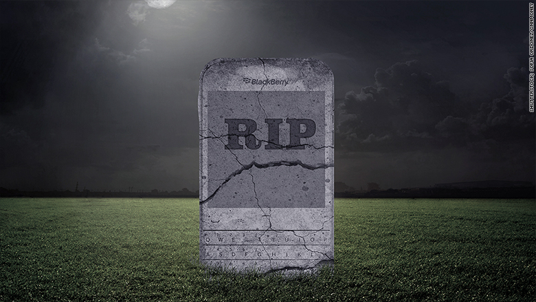 blackberry tombstone