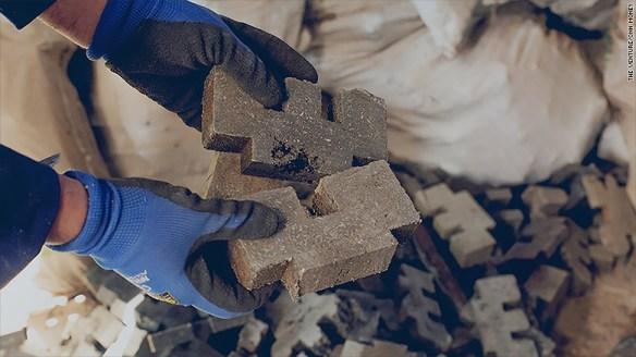 venture plastic brick