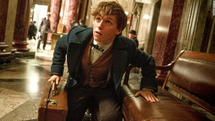 'Fantastic Beasts' is a return to the magic of childhood