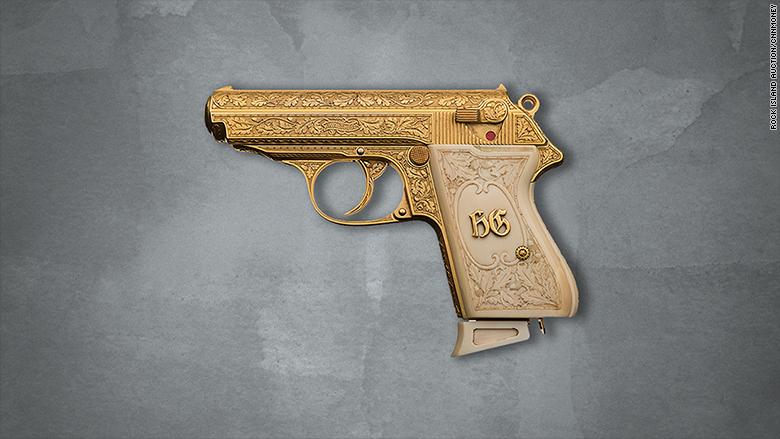 hermann goring golden gun