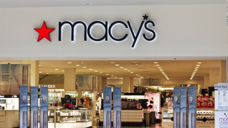 America's top retailers in trouble