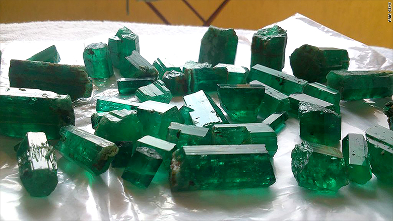 This Startup Is Protecting Afghanistans Prized Rare Emeralds