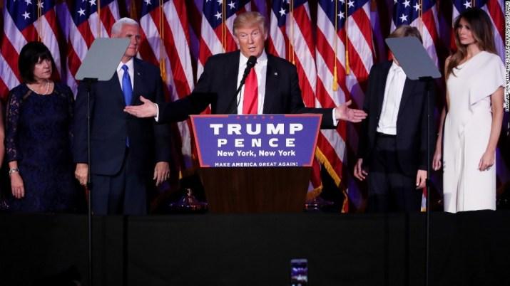 Wall Street doesn't fear President Trump