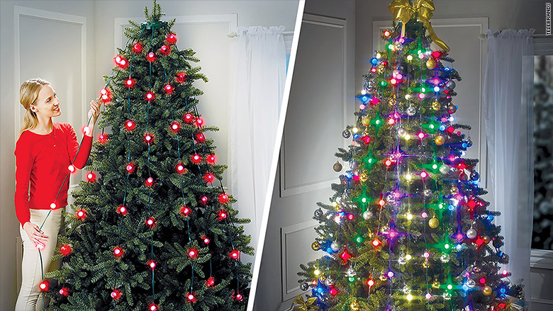 Tree Dazzler Christmas Tree Lights Could Spark A New