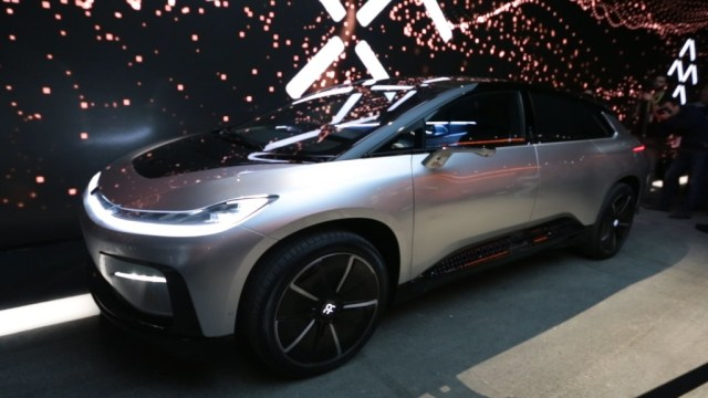 Image result for Faraday Future FF91 car