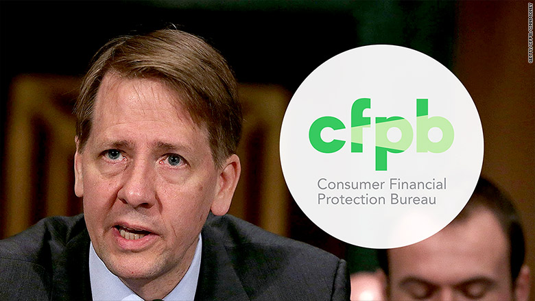 Image result for Richard Cordray, CFPB