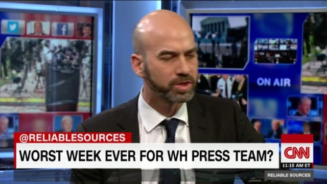 Embattled Wall Street Journal editor defends paper's Trump coverage