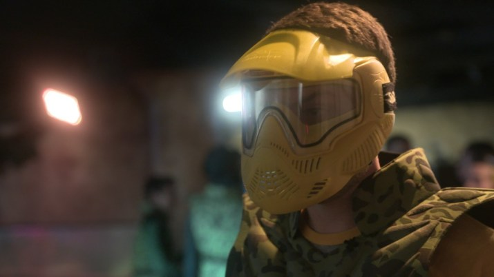 Pondering Snap's IPO over laser tag and paintball