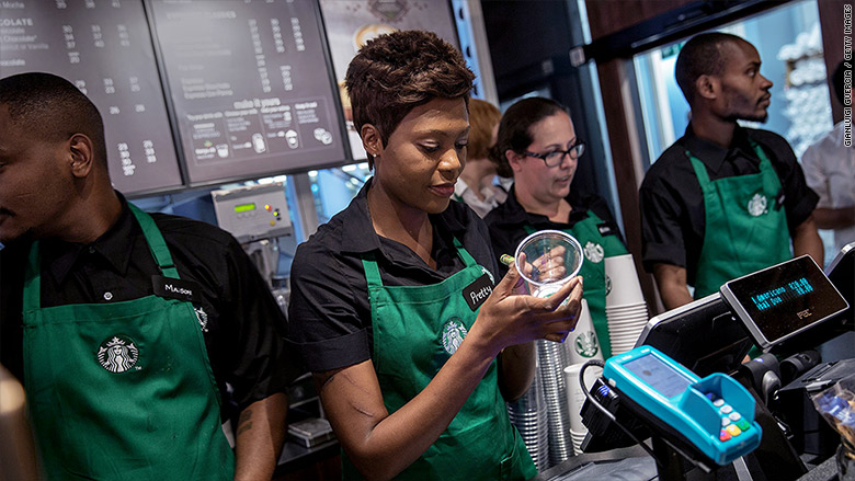 Starbucks Is Giving Baristas Paid Sick Leave And Stock Bonuses