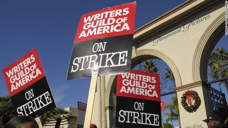 Writers Strike