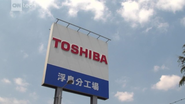 Toshiba: Fall of a Japanese icon