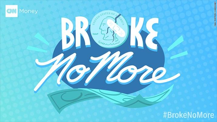 broke no more