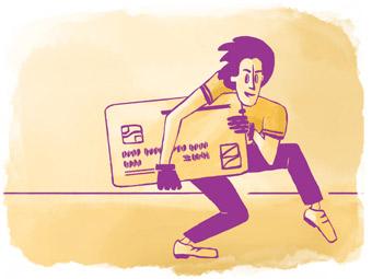 money problems identity theft