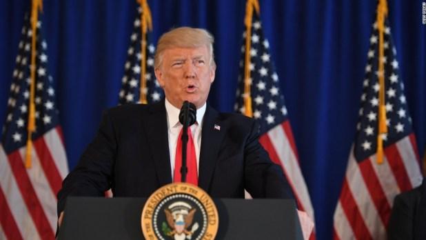 Trump addresses Charlottesville clashes (full)