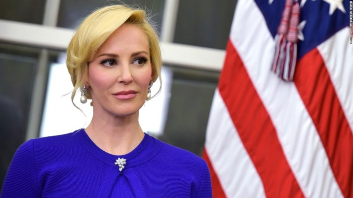 Mnuchin's wife mocks woman over wealth