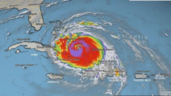 Irma to slam southern Florida, head inland