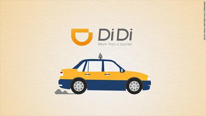 didi logo car