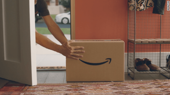 """Resultado de imagen para Amazon (AMZN, Tech30) thinks so. The company says it has a safe way for you to allow delivery drivers inside your home, even when you're not there. The service is called Amazon Key and launches November 8 for Prime members. You buy a kit that includes an Amazon security camera, the Cloud Cam, and a compatible smart lock. The kit starts at $249.99. You order something for delivery and click the """"in-home"""" shipping option. When the delivery driver arrives, Amazon verifies the address and delivery time and allows him or her into your home. You can watch from your phone as the camera records the whole thing. Related: Cool or creepy? Walmart to deliver food and put it in fridge Amazon says the delivery driver will not be given an access code or key. The service isn't just for deliveries. Amazon says you can also use it to let family and friends into your house when you're not home. And it will work for certain services like home cleaners, pet sitters and dog walkers. Amazon Key will be available in 37 U.S. cities to start, and Amazon says it will add more. It's not the first major retailer to experiment with remote delivery access. Last month, Walmart (WMT) announced that it was testing a service that allows a delivery driver from the startup Deliv into your home, mostly for groceries. It will even give the delivery person access to your refrigerator. In the Walmart service, the driver gets a one-time passcode for a smart lock, and you can watch the delivery on security cameras."""