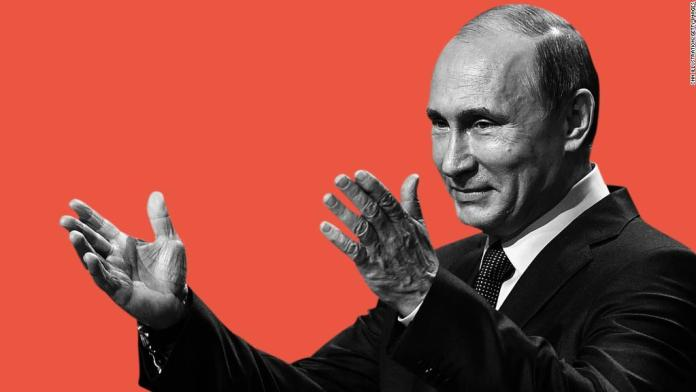 The secret behind Vladimir Putin's power