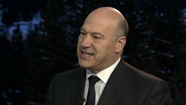 """Gary Cohn on trade: 'We're looking for a level playing field"""""""