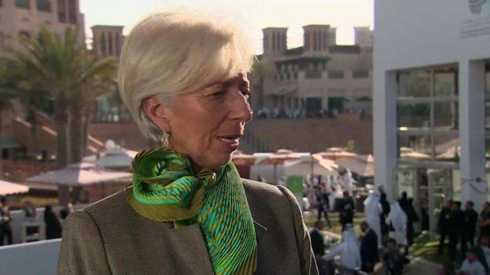 Cryptocurrency regulation is 'inevitable' says IMF boss Christine Lagarde - Feb. 11, 2018 Cryptocurrency regulation is 'inevitable' says IMF boss Christine Lagarde - 웹