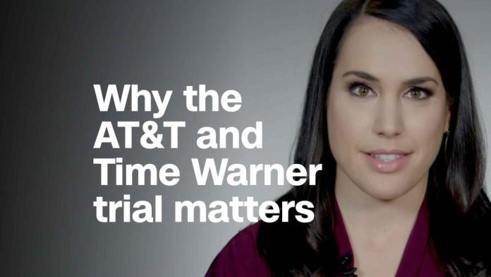Why the AT&T-Time Warner trial matters