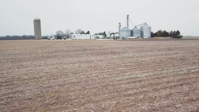 How a trade war with China hurts US farmers
