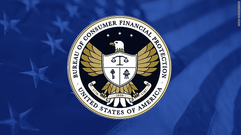 CFPB chief Mick Mulvaney  Consumer Financial Protection Bureau  does     cfpb new seal