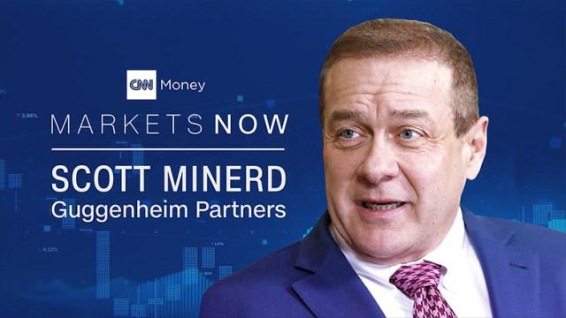 markets now guest scott minerd HP