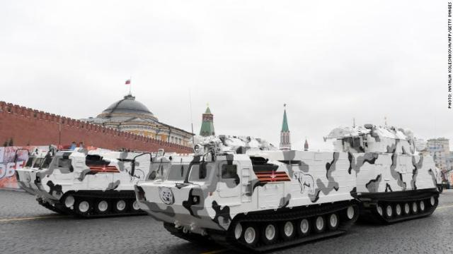 russia missile systems