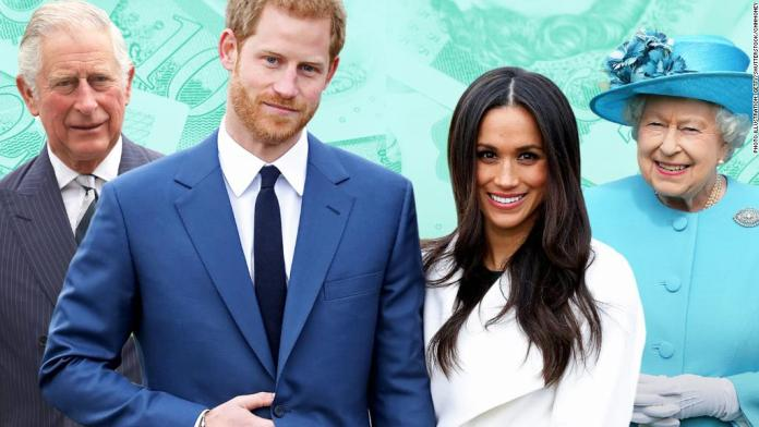 Breaking down the cost of a royal wedding