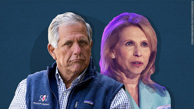 les moonves shari redstone 2