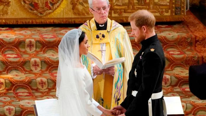 Watch: Highlights from the royal wedding