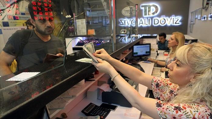 turkey economy ankara foreign exchange office