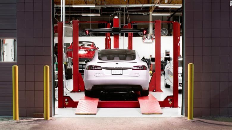 Tesla to build factory in China