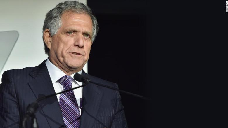 CBS CEO Les Moonves out amid allegations