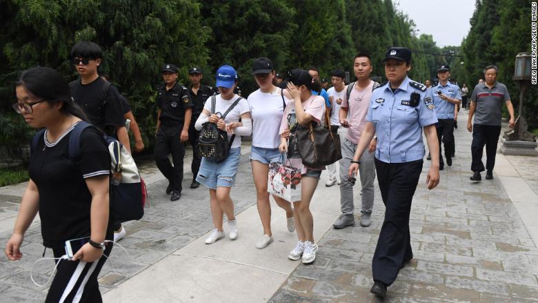 beijing p2p lending protest