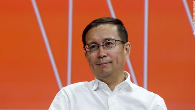 Daniel Zhang: Alibaba's next chairman