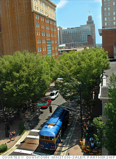 100 Best Places To Live And Launch 56 Winston Salem NC 56 FORTUNE Small Business
