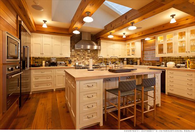 Colorado Mansion Million Chef Kitchen Cnnmoney