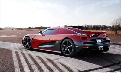 6 ultra-rare supercars from around the world - Koenigsegg ...