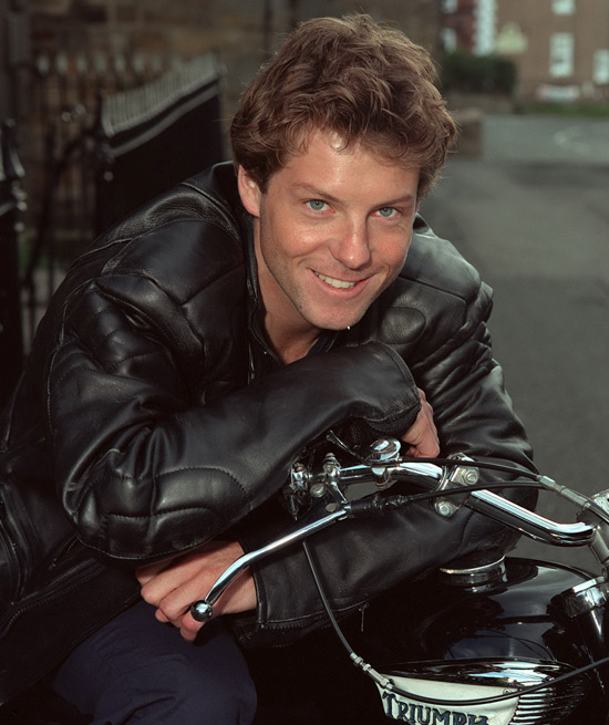 great hair on jamie bamber