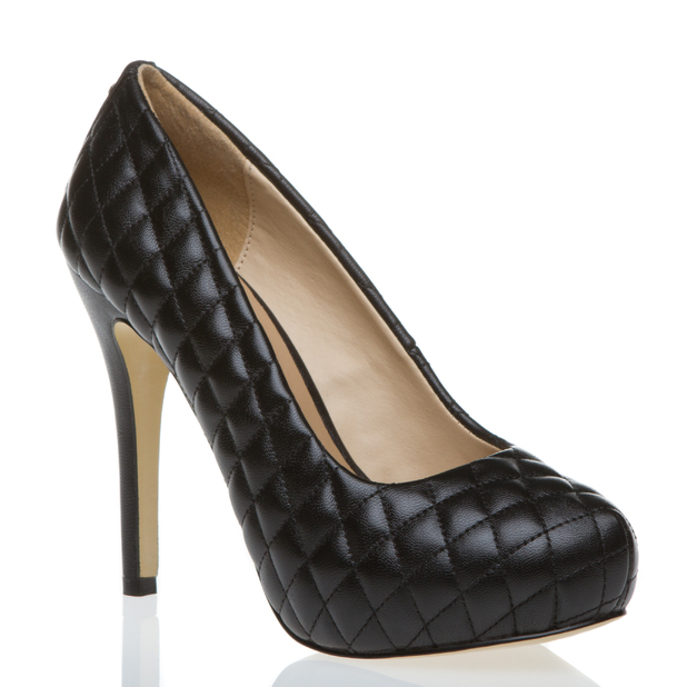 Kim Kardashian's 'The Duchess Show', from the ShoeDazzleUK range
