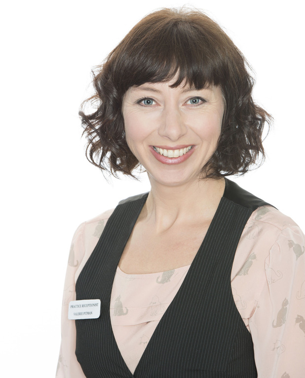 Sarah Moyle as Valerie Pitman in Doctors