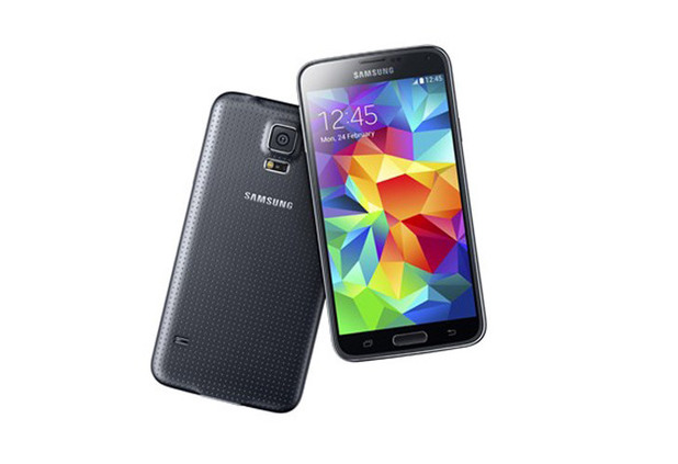 Samsung Galaxy S5 phone