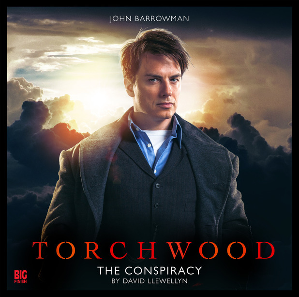 Torchwood: The Conspiracy cover